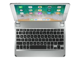 Brydge Bluetooth Keyboard for iPad Air (2019) and 10.5 iPad Pro, Silver, BRY8001-B, 37157378, Keyboards & Keypads