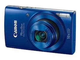 Canon PowerShot ELPH 190 IS Digital Camera, Blue, 1090C001, 34571442, Cameras - Digital