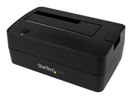 StarTech.com USB 3.1 Gen 2 Single-Bay Dock for 2.5 3.5 SATA Solid State Drive Hard Drive, SDOCKU313, 26274691, Hard Drive Enclosures - Single