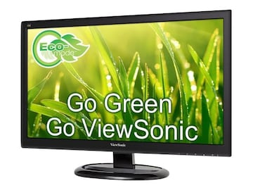 ViewSonic 21.5 VA2265SMH Full HD LED-LCD Display, Black, VA2265SMH, 18317541, Monitors
