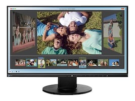 Eizo Nanao 23.8 EV2450FX-BK Full HD LED-LCD Monitor, Black, EV2450FX-BK, 18012034, Monitors