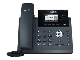 Yealink Gigabit IP Phone with Three Lines & HD Voice, SIP-T40G, 34845693, VoIP Phones
