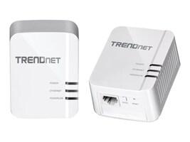 TRENDnet POWERLINE 1300 AV2 ADPT KIT, TPL-422E2K, 35092662, Network Adapters & NICs
