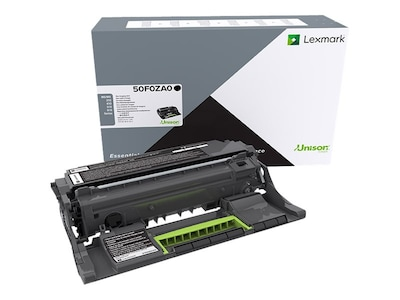 Lexmark 500ZA Black Imaging Kit, 50F0ZA0, 14909143, Toner and Imaging Components - OEM