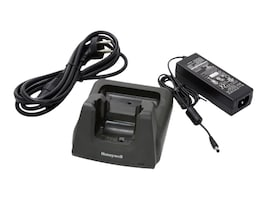 Metrologic Charging Cradle Kit w  Power Supply & Power Cord, EDA60K-HB-1, 35624067, Battery Chargers
