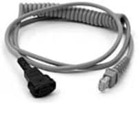Unitech Wand Emulation Cable for MS265, MS285, and MS300 Scanners, 4.5ft, 1550-201422, 5950304, Cables