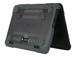 Max Cases HP-ES-STR-11-GRY Main Image from Right-angle