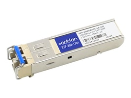 AddOn SFP-1000BASE-LX-AO Main Image from Left-angle