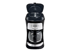 Applica Black & Decker 12-Cup Programmable Coffee Maker, Black, CM2020B, 22899352, Home Appliances