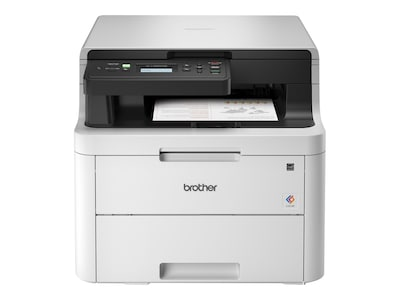 Brother HL-L3290CDW Compact Digital Color Multifunction Printer, HL-L3290CDW, 35995790, MultiFunction - Laser (color)