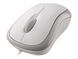 Microsoft Basic Optical Mouse for Business PS2 USB, English, 4YH-00006, 13179880, Mice & Cursor Control Devices