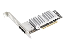 Asus 10GBase-T PCIe 3.0 SFF Network Adapter, PEB-10G/57840-2T, 23730233, Network Adapters & NICs