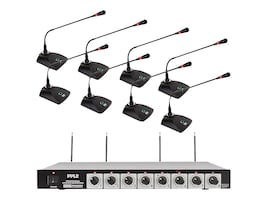 Pyle Pro VHF Wireless Microphone System, PDWM8300, 12651679, Microphones & Accessories