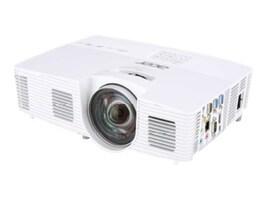 Acer H6517ST 1080P DLP 3D Projector, 3000 Lumens, White, MR.JLA11.009, 19536729, Projectors