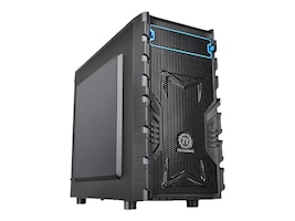 Thermaltake Technology CA-1D3-00S1NN-00 Main Image from Left-angle