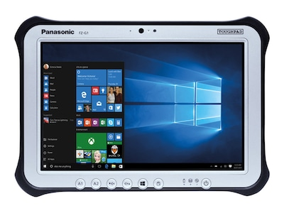 Toughpad FZ-G1 2.6GHz processor Windows 10 Pro 64-bit Edition, FZ-G1U1061VM, 35951480, Tablets