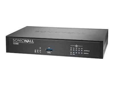 SonicWALL TZ300 Network Security Firewall, 01-SSC-0215, 19697160, Network Firewall/VPN - Hardware