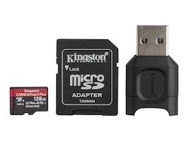 Kingston MLPMR2/128GB Main Image from Front