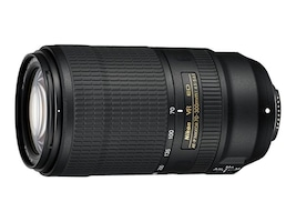 Nikon AF-P NIKKOR 70-300mm f 4.5-5.6E ED VR Lens, 20068, 36195428, Camera & Camcorder Lenses & Filters