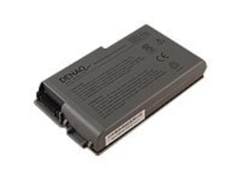 Denaq 53Wh 6-cell Battery for Dell Latitude D500, NM-C1295, 15280738, Batteries - Notebook