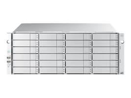 Promise 4U 24-Bay Dual Controller FC 16Gb s RAID SubSystem w  24x4TB 7.2K RPM Hard Drives, E5800FDQS4, 32688057, SAN Servers & Arrays