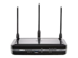 SonicWALL SOHO Wireless N with Secure Upgrade Plus (3 Years), 01-SSC-0648, 25745210, Network Firewall/VPN - Hardware