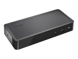 Kensington USB-C Dual 2K Docking Station, TAA, K38605NA-TAA, 36702101, Docking Stations & Port Replicators