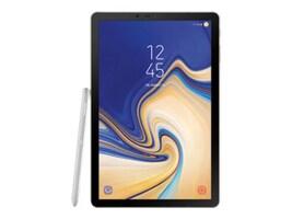 Samsung Galaxy Tab S4 Octa-Core 1.9GHz 4GB 64GB SSD ac BT 2xWC 10.5 WQXGA MT Android O Gray, SM-T830NZAAXAR, 35990913, Tablets