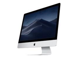 Apple iMac 27 5K Core i5 3.7GHz 8GB 2TB Fusion RadeonPro580X ac BT GbE WC 2xTB3 MacOS, MRR12LL/A, 36800341, Desktops - iMacs