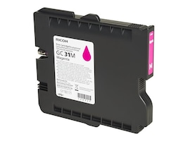 Ricoh Magenta Ink Cartridge, 405690, 9975146, Ink Cartridges & Ink Refill Kits