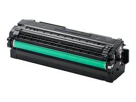 Samsung Black Toner Cartridge for CLP-680ND Color Laser Printer & CLX-6260FW & CLX-6260FD Color MFPs, CLT-K506S, 14483226, Toner and Imaging Components - OEM
