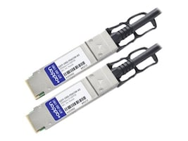 ACP-EP Memory QSFP-100G-PDAC5M-AO Main Image from Right-angle