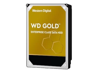 Western Digital 8TB WD Gold SATA 6Gb s Enterprise Class 3.5 Internal Hard Drive, WD8004FRYZ, 37589824, Hard Drives - Internal