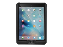 Lifeproof nuud Case for iPad Pro 9.7, Black, (10-pack), 78-51338, 33825076, Carrying Cases - Tablets & eReaders