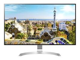 LG 31.5 UD99-W 4K Ultra HD LED IPS Monitor, Black Silver, 32UD99-W, 34252433, Monitors