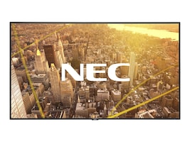 NEC 50 C501 Full HD LED-LCD Display, Black, C501, 34677108, Monitors - Large Format
