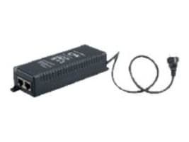 Sophos Corp. POE-INJECTOR 802.3AT GBIT 30W WITH US POWER CORD, POEZTCHUS, 34284064, PoE Accessories
