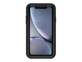 OtterBox Defender Series Screenless Edition Case for iPhone XR, Black, 77-59761, 36301526, Carrying Cases - Phones/PDAs