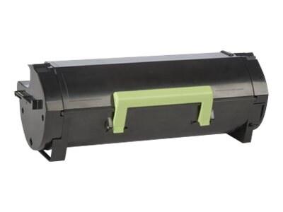 Lexmark 501U Black Ultra High Yield Return Program Toner Cartridge, 50F1U00, 14909194, Toner and Imaging Components