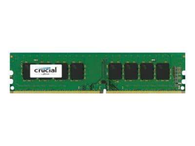 Crucial 16GB PC4-19200 288-pin DDR4 SDRAM UDIMM, CT16G4DFD824A, 32047129, Memory