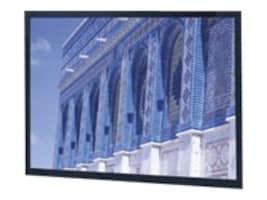 Da-Lite Da-Snap Projection Screen, Da-Mat, 16:9, 133, DA-SNAP 65X116 VA HDTV-FIX PRO, 10540019, Projector Screens