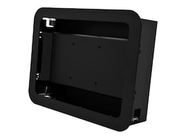 Mimo 10.1 Inch Wall Box for Tablet, Black, MWB-10-MCT, 36610151, Stands & Mounts - AV