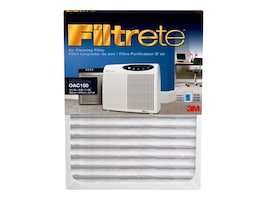 3M Filtrete Replacement Filter for OAC150 Office Air Cleaner, OAC150RF, 16977449, Office Supplies