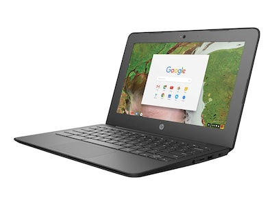 HP Chromebook 11 G6 EE 1.1GHz Celeron 11.6in display, 3NU58UT#ABA, 35078932, Notebooks