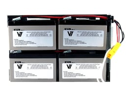 V7 Replacement UPS Battery for APC # RBC24, RBC24-V7, 21483734, Batteries - UPS