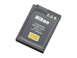 Nikon EN-EL12 Rechargeable Battery, 25780, 9392952, Batteries - Camera