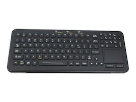 iKEY SBW-97-TP-BLACK Main Image from Front