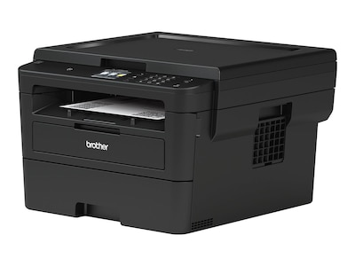 Brother HL-L2395DW Compact Black & White Laser Printer w  Copying & Scanning, HLL2395DW MONO LASER P/C/S 36P, 34830571, MultiFunction - Laser (monochrome)