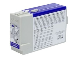 Epson 3-Color Ink Cartridge for SecurColor & TM-C3400 Printers, C33S020464, 10664020, Ink Cartridges & Ink Refill Kits - OEM