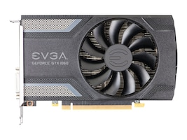eVGA NVIDIA GTX 1060 PCIe 3.0 x16 Superclocked Graphics Card, 3GB GDDR5, 03G-P4-6162-KR, 32577269, Graphics/Video Accelerators